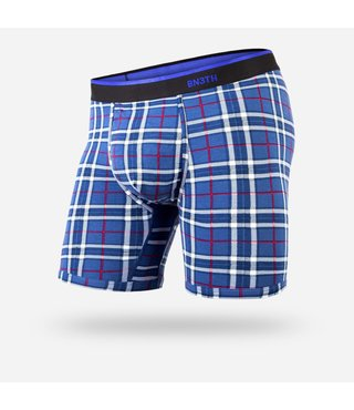 BN3TH Classic Boxer Brief - Fireside Plaid Navy