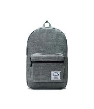 Herschel Pop Quiz Backpack - Raven Crosshatch