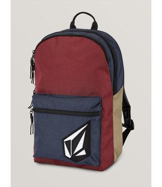 Volcom Academy Backpack - Cabernet