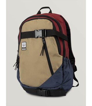 Volcom Substrate Backpack - Cabernet