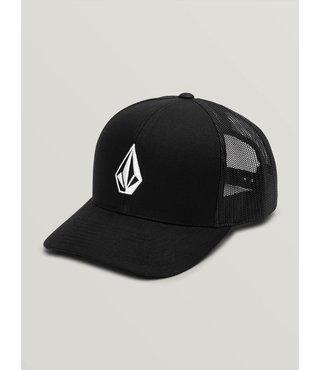 Volcom Full Stone Cheese Hat - New Black
