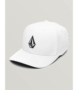 Volcom Full Stone Heather XFit® Hat - White