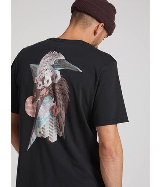 Volcom Pangeaseed Short Sleeve Pocket Tee - Black
