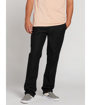 Volcom Riser Comfort Chino Pants - Black