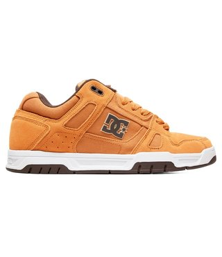 DC Stag Shoes - Brown/Brown/White
