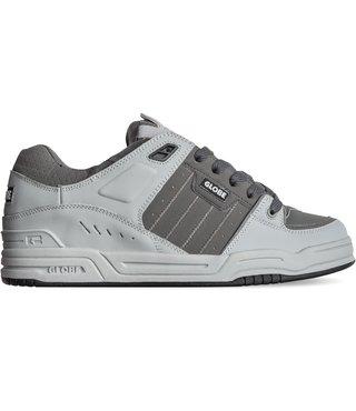 Globe Fusion Skate Shoes - Charcoal/Highrise