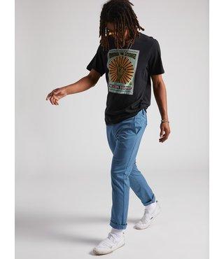 Volcom Frickin Modern Stretch Chino Pants - Blue Rinse