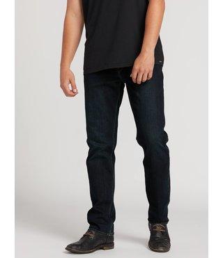 Volcom Solver Modern Fit Jeans - Vintage Blue