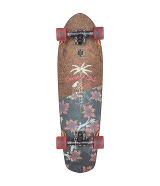 "Globe Big Blazer Coconut/Vault 32"" Complete Longboard"