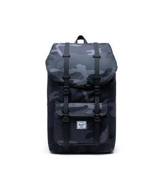 Herschel Little America Backpack - Night Camo