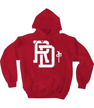 RDS Hoodie Monogram - Red