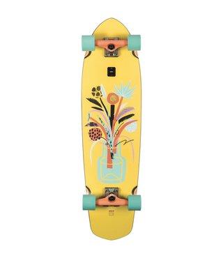 "Globe Blazer XL Sun Flower 36"" Cruiser Complete Skateboard"