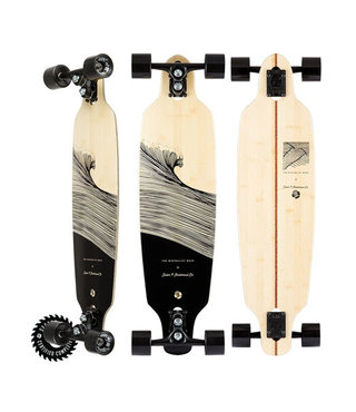 "Sector 9 Shacked Shoots 33.5"" Longboard Complete"