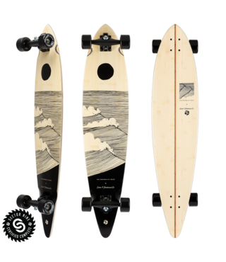 "Sector 9 Beach Break Bonsai 42"" Longboard Complete"