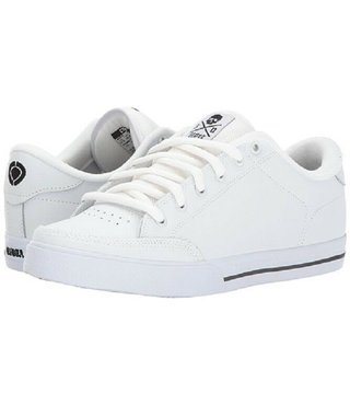 C1rca AL50 Skate Shoes - White/Black