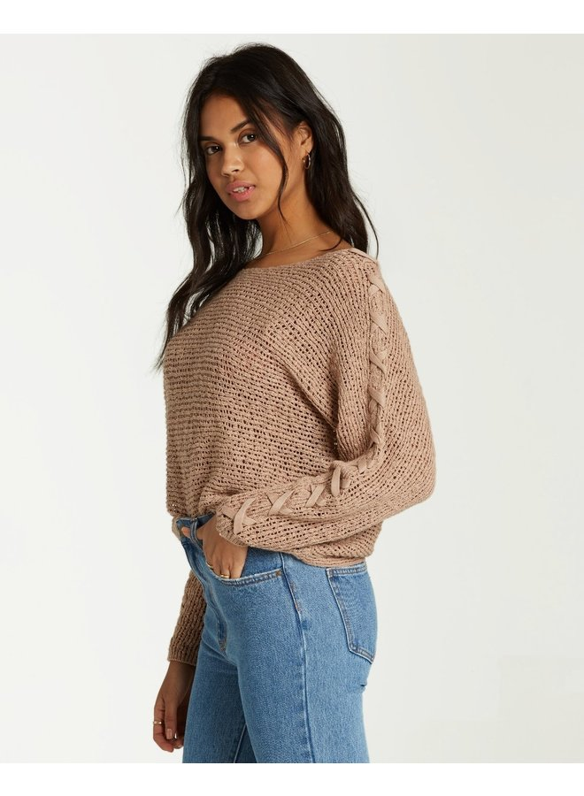 Billabong Chill Out Sweater - Warm Sand
