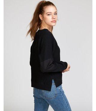 RVCA Leverage Fleece Sweatshirt - Black
