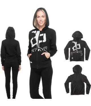 RDS Women's Zip OG Low Res - Black/White
