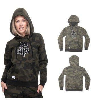 RDS Women's Hood OG Chenille - Camo/Black