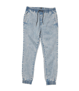 Big Boys Frickin Slim Joggers - Cloud Blue