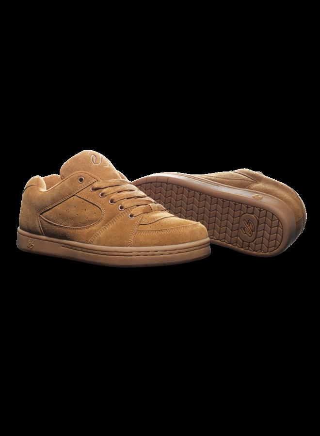 Accel OG Skate Shoes - Brown/Gum
