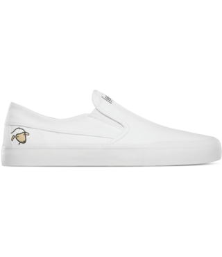 Etnies Langston x Sheep Slip On Shoes - White/Blue