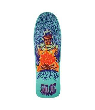 "Santa Cruz Knox Firepit Reissue 10.07 x 31.275"" Skateboard Deck"