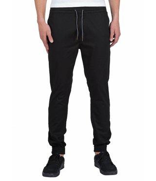 Volcom Frickin Slim Jogger Pants - Black