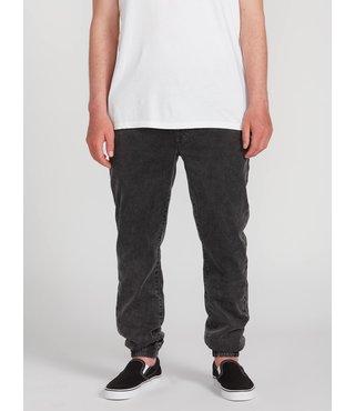 Volcom Frickin Slim Jogger Pants - Stealth
