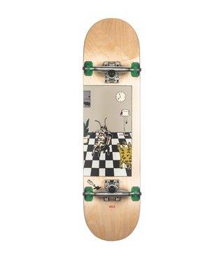 "Globe G1 Roaches Natural 8"" Complete Skateboard"