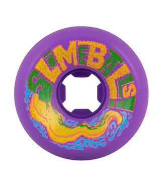 58mm Slarve Vomit Mini Purple 97a Slime Balls Skateboard Wheels
