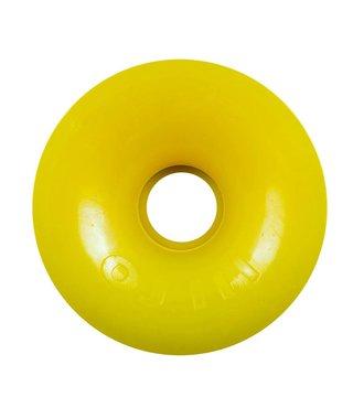 75mm Willis Kimbel Thunder Juice Yellow 78a OJ Skateboard Wheels