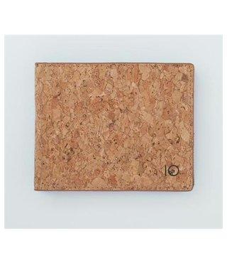 Ten Tree Baron Wallet - Cork Fabric