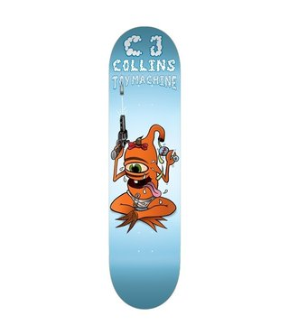 Toy Machine CJ Collins Baby Sect 8.25 Skateboard Deck
