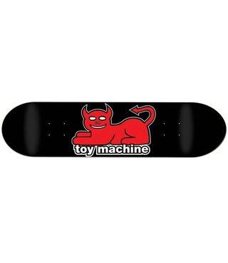 Toy Machine Devil Cat 8.375 Skateboard Deck