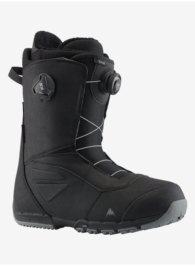 Men'S Burton Ruler Boaâ® Snowboard Boot - Black