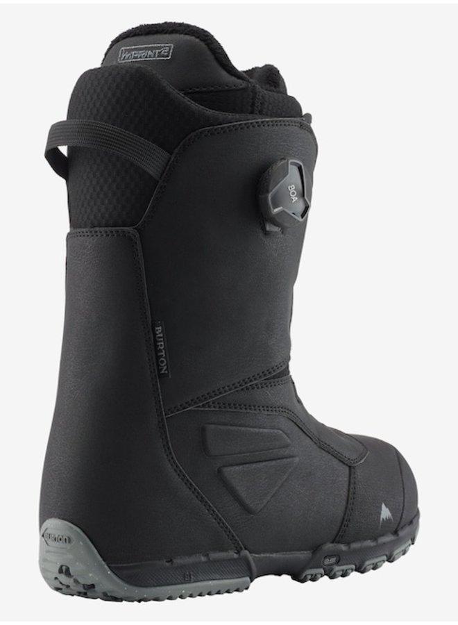 Men's Burton Ruler Boa® Snowboard Boot - Black