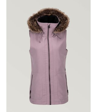 Volcom Women's Longhorn Vest - Purple Haze