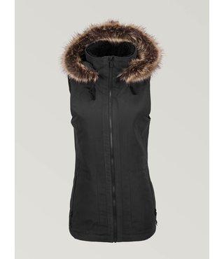 Volcom Women's Longhorn Vest - Black