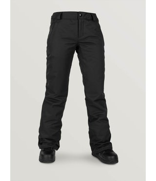 Volcom Women's Frochickie Insulated Snow Pant - Black