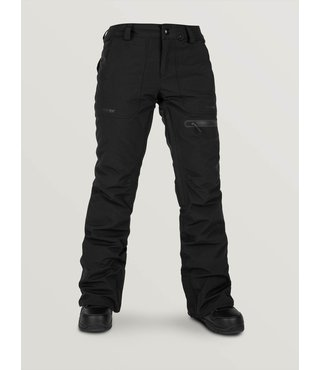 Volcom Women's Knox Insulated Gore-Tex Snow Pant - Black