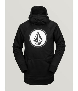Volcom Men's Hydro Riding Hoodie - Black