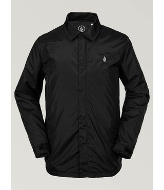 Volcom Men's Skindawg Jacket - Black