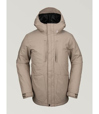 Volcom Men's Slyly Insulated Jacket - Teak