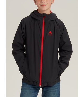 Kids' Burton Windom Rain Jacket - True Black