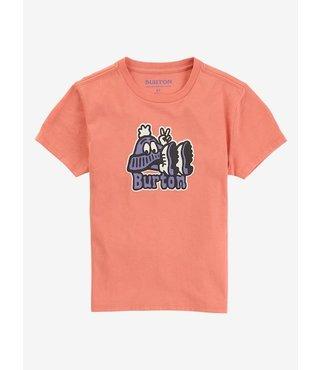 Toddlers' Burton Short Sleeve T-Shirt - Crabapple