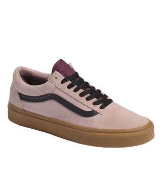 Vans Old Skool Shoes - Shadow Gray/Prune/Gum