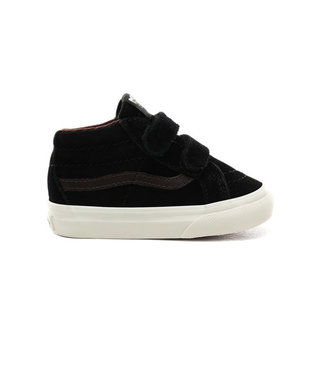Vans Toddler MTE Sk8-Mid Reissue V Shoes - Black/Choco