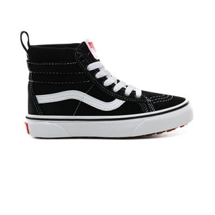 Vans Kids Sk8-Hi MTE Shoes - Black/True White