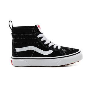 Vans Kids Sk8-Hi MTE Shoes - Black/True White